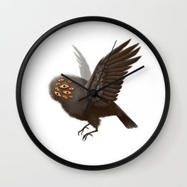Little Bird, Little Bird Wall Clock