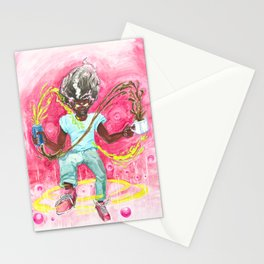 Energy God: Attainment Stationery Cards