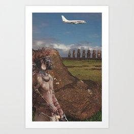 Original NSA Art Print