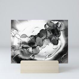 Light and Dark Matter Mini Art Print
