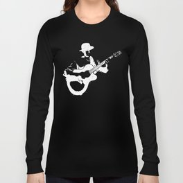 Musician playing Long Sleeve T-shirt