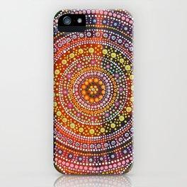 Mursy Hill Wishboard Mandalas iPhone Case