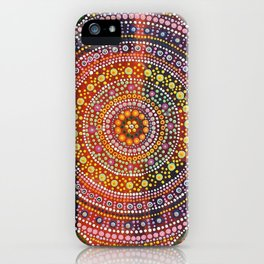 Mursy Hill Wishboard Mandalas iPhone Case