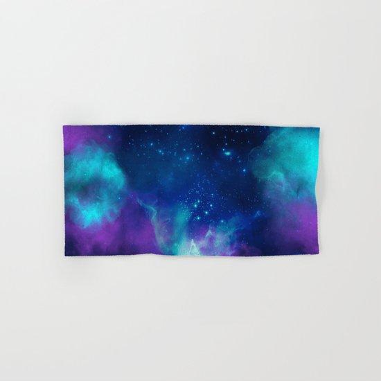 Universe 05 Hand & Bath Towel