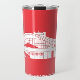 CCCP Ministry Of Architecture Travel Mug