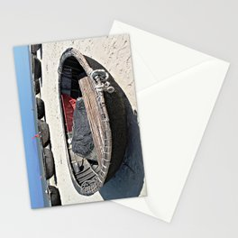 Coracles  Stationery Cards