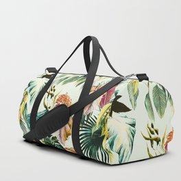 Botanical jungle bouquets Duffle Bag