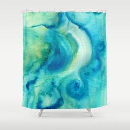 Improvisation 17 Shower Curtain
