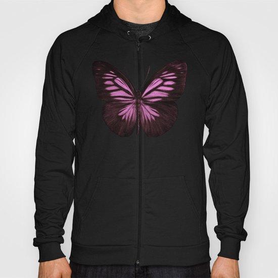 Papillon (Pink) Hoody
