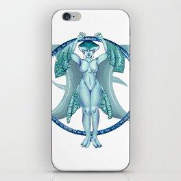 RUTO - PISCES iPhone Skin