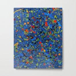 Abstract #913 Metal Print