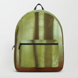 April Haze Abstract Backpack