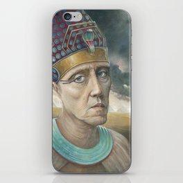 Walken Like An Egyptian iPhone Skin