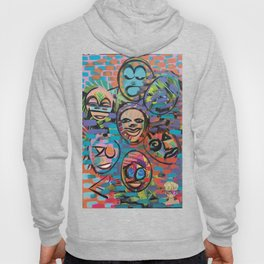 Wild Thoughts of A New World Hoody