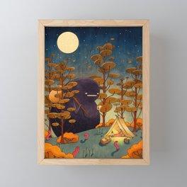 The Opposite Framed Mini Art Print