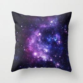 Space Race Throw Pillow