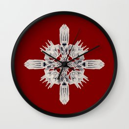Ancient Royal Calaabachti Urn Wall Clock