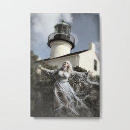 LIGHTHOUSE BAY Metal Print