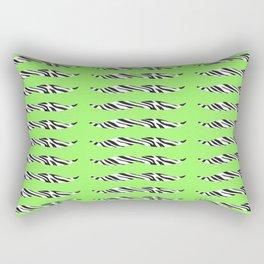 zebrastache Rectangular Pillow