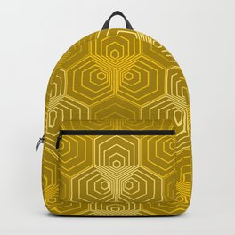 Op Art 43 Backpack