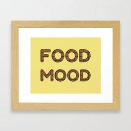 The Food Lover III Framed Art Print