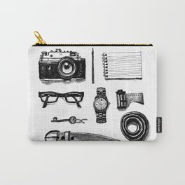 Tiny traveler Carry-All Pouch