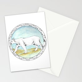 Mountain Lion Stationery Cards