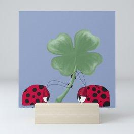 You Are My Good Luck Charm Mini Art Print