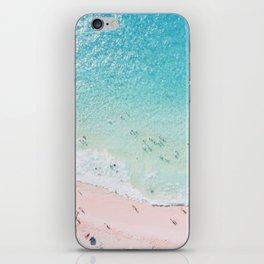 Beach Sunday iPhone Skin