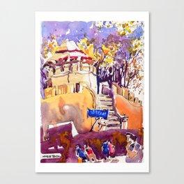 20161126 Fort Mahakan Asialink Bangkok 2016 Canvas Print