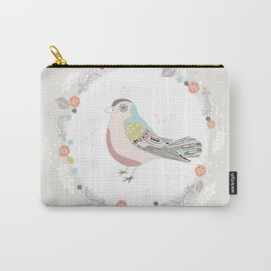 white moon Carry-All Pouch
