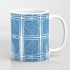 Linocut Squares Mug