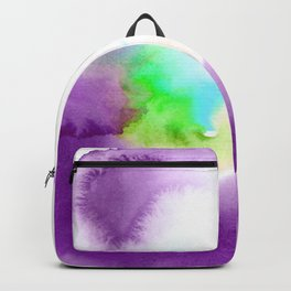 Soul's Bloom No.1C by Kathy Morton Stanion Backpack