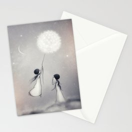 Roses Daydream Stationery Cards