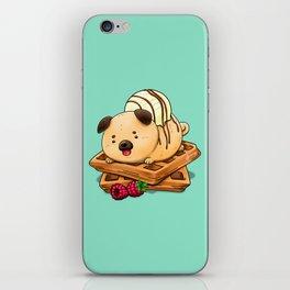 Puffles iPhone Skin