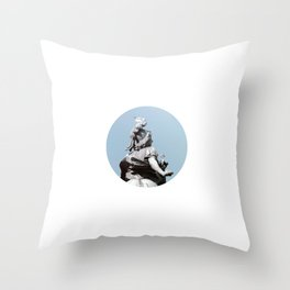 cheval Throw Pillow