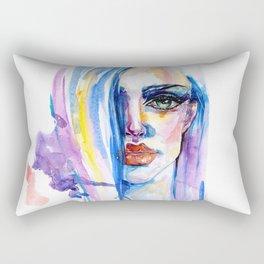 My mystery Rectangular Pillow