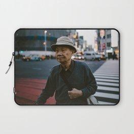 Streets of Tokyo Laptop Sleeve