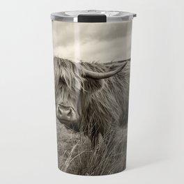 Moo Hair Travel Mug
