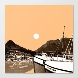 CAPE TOWN Canvas Print