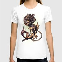 seahorse T-shirts featuring SEAHORSE by Tim Shumate
