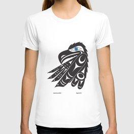 Eagle  by: Jody Broomfield T-shirt