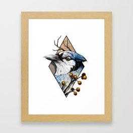 Geo-Jay Framed Art Print