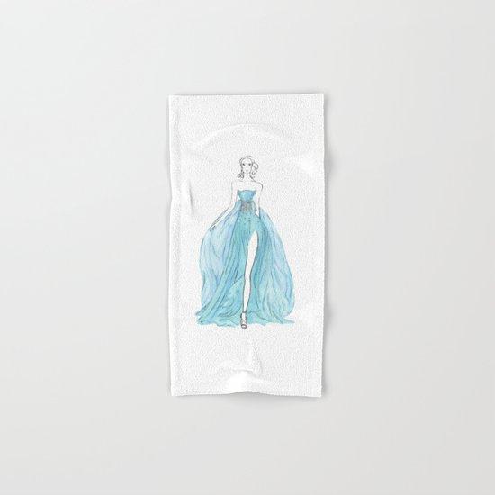 Floating Dress Hand & Bath Towel