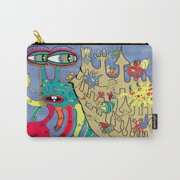 Downton Crabbey Carry-All Pouch