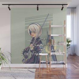 Nier Automata Wall Mural