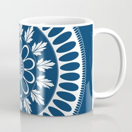 Botanical Ornament Coffee Mug