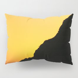 """Sunset at the mountains"". Boca de la Pescá""(1.512 meters). Pillow Sham"