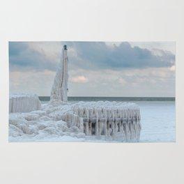 Ice age Rug