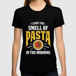 Italian Pasta Spaghetti Noodles Food lover T-shirt